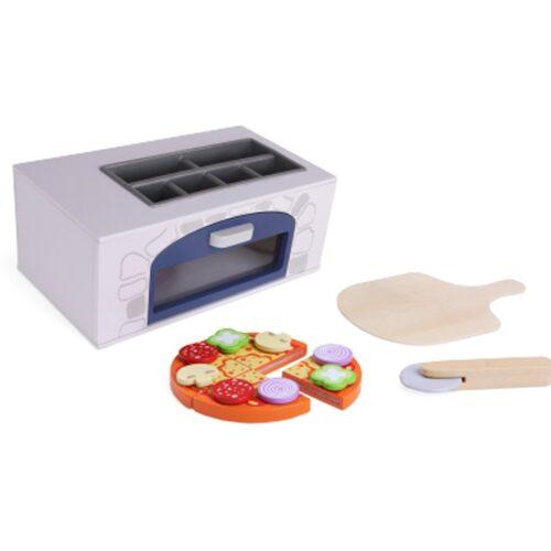 Ξύλινος φούρνος για πίτσα