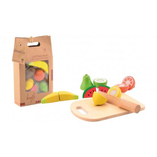 Ξύλινα φρούτα
