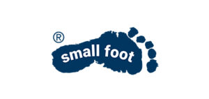 small foot logo